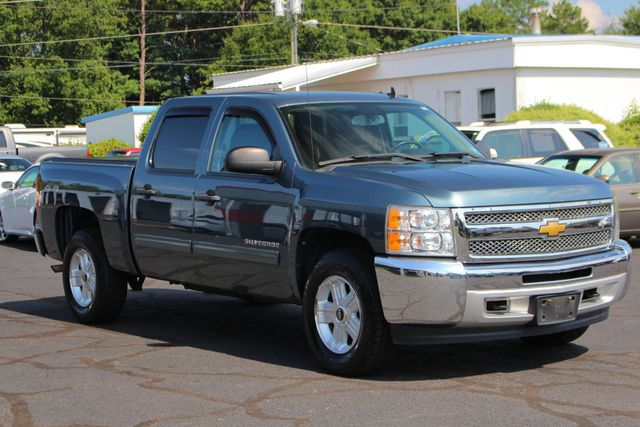 2012 Chevrolet Silverado 1500 LT Crew Cab 4x4- ALL STAR EDITION- PERAGON TONNEAU Mooresville , NC 21