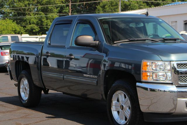 2012 Chevrolet Silverado 1500 LT Crew Cab 4x4- ALL STAR EDITION- PERAGON TONNEAU Mooresville , NC 25