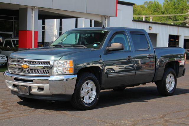 2012 Chevrolet Silverado 1500 LT Crew Cab 4x4- ALL STAR EDITION- PERAGON TONNEAU Mooresville , NC 22
