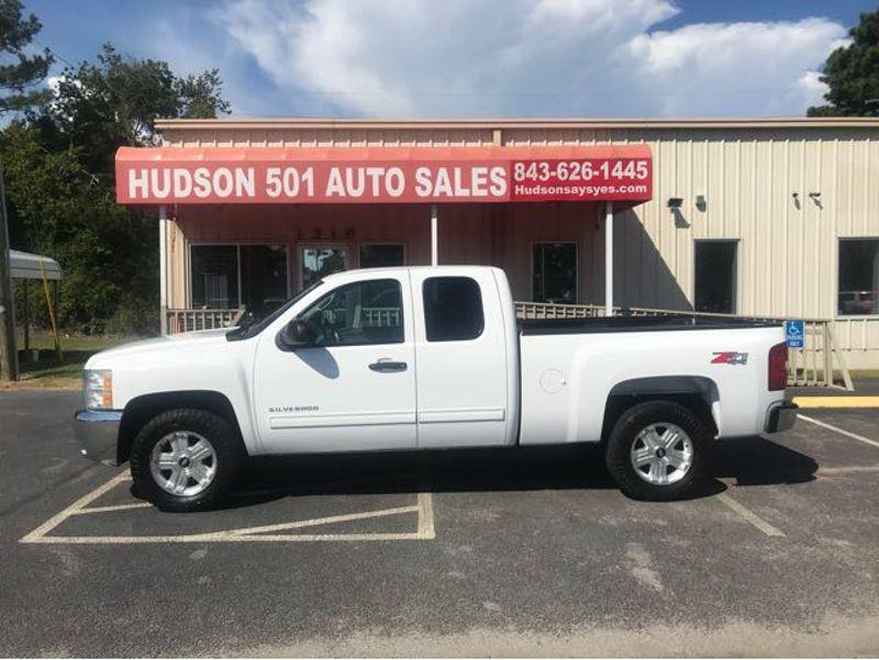 2012 Chevrolet Silverado 1500 LT | Myrtle Beach, South Carolina | Hudson Auto Sales in Myrtle Beach South Carolina