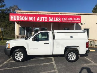 2012 Chevrolet Silverado 1500 Work Truck | Myrtle Beach, South Carolina | Hudson Auto Sales in Myrtle Beach South Carolina