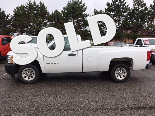2012 Chevrolet Silverado 1500 Work Truck Ontario, OH