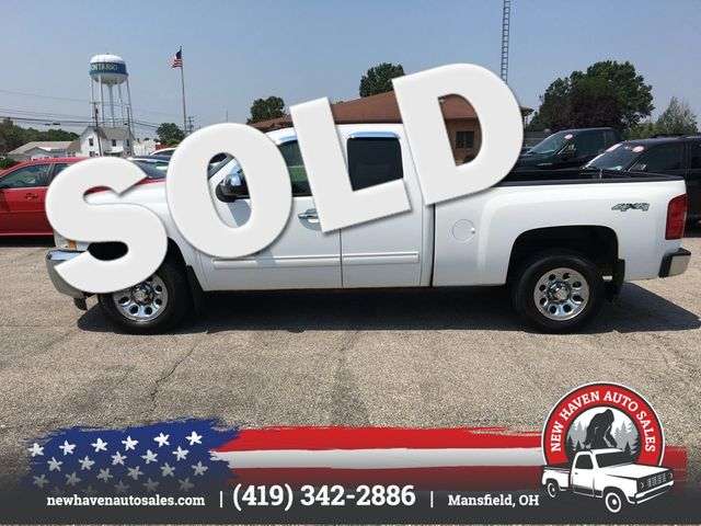 2012 Chevrolet Silverado 1500 LS 4x4 in Mansfield, OH 44903