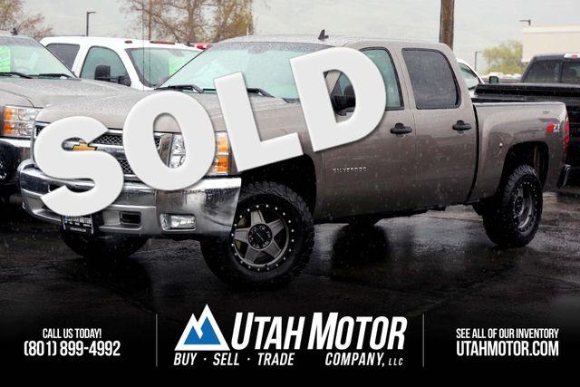 2012 Chevrolet Silverado 1500 LT | Orem, Utah | Utah Motor Company in  Utah