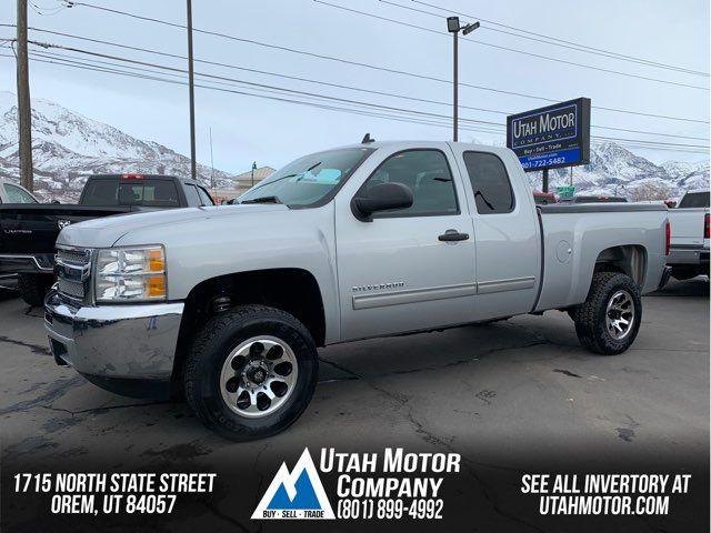 2012 Chevrolet Silverado 1500 LS | Orem, Utah | Utah Motor Company in  Utah
