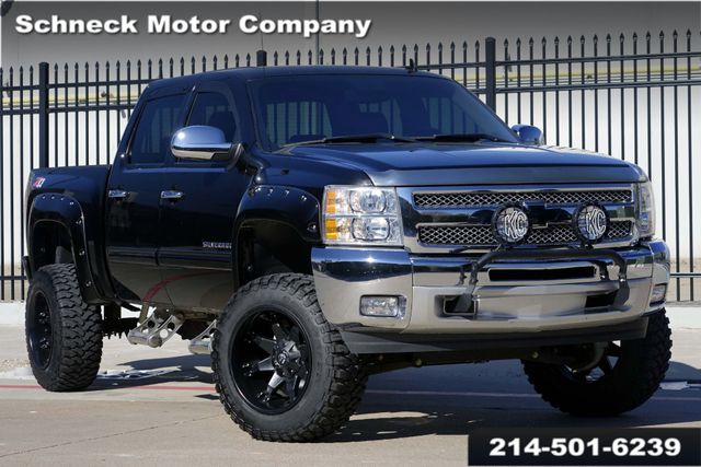 2012 Chevrolet Silverado 1500 LT 4x4 *** RATES AS LOW AS 1.99 APR* ***