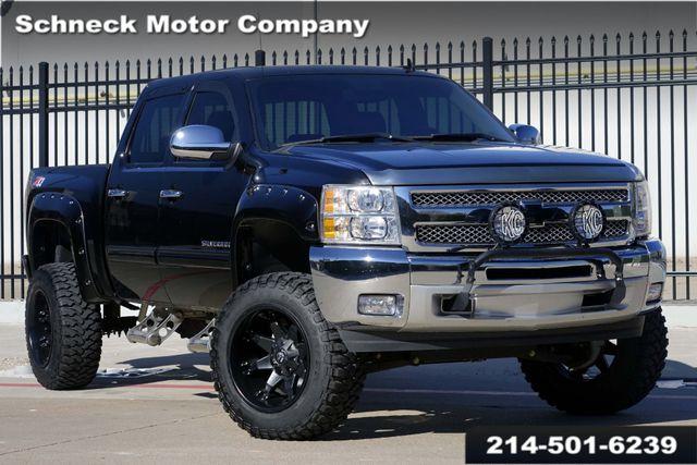 2012 Chevrolet Silverado 1500 LT 4x4 ** LOW MILES**