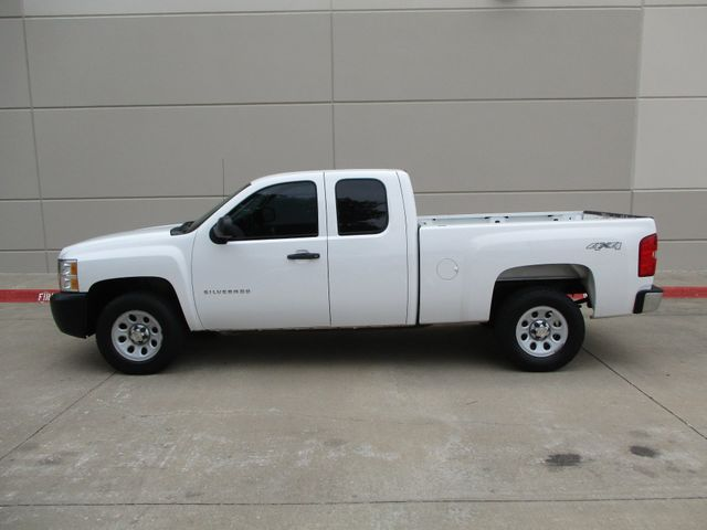 2012 Chevrolet Silverado 1500 Work Truck in Plano Texas, 75074