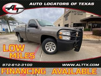 2012 Chevrolet Silverado 1500 Work Truck in Plano, TX 75093