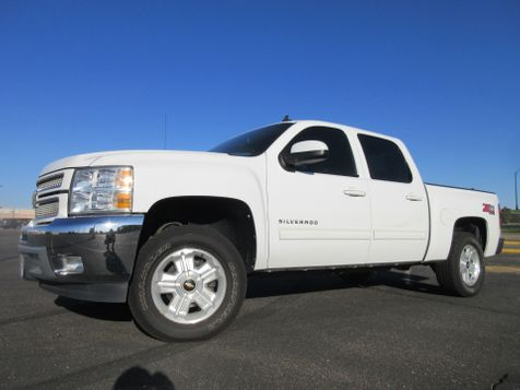 2012 Chevrolet Silverado 1500 Crew Cab 4X4 Z71 LTZ in , Colorado