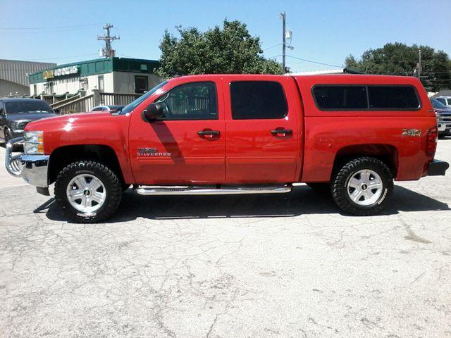 2012 Chevrolet Silverado 1500 LT 6.2L V8 San Antonio, Texas 0
