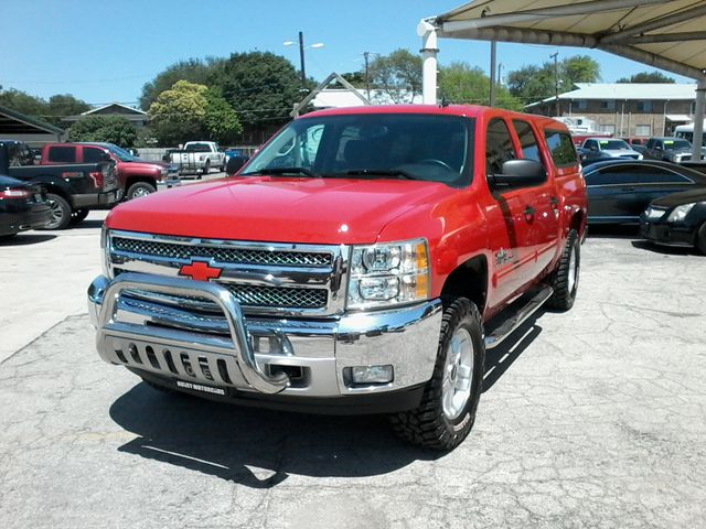 2012 Chevrolet Silverado 1500 LT 6.2L V8 San Antonio, Texas 1