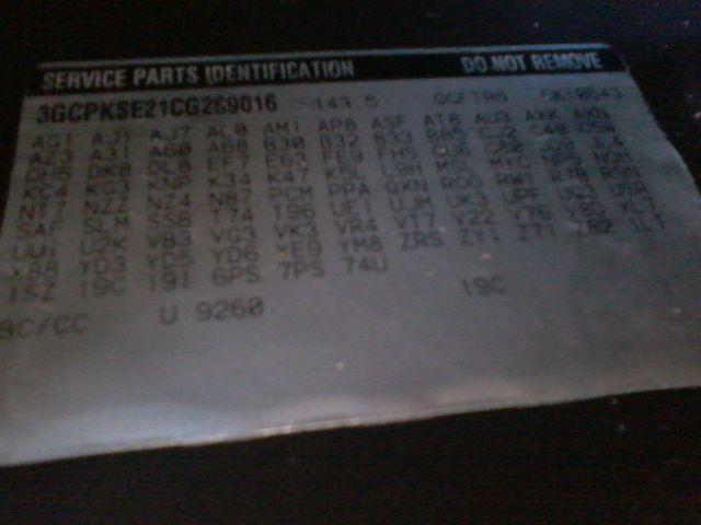 2012 Chevrolet Silverado 1500 LT 6.2L V8 San Antonio, Texas 34