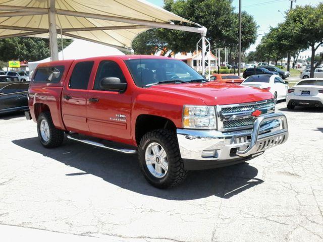 2012 Chevrolet Silverado 1500 LT 6.2L V8 San Antonio, Texas 3