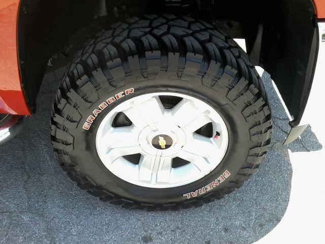 2012 Chevrolet Silverado 1500 LT 6.2L V8 San Antonio, Texas 33