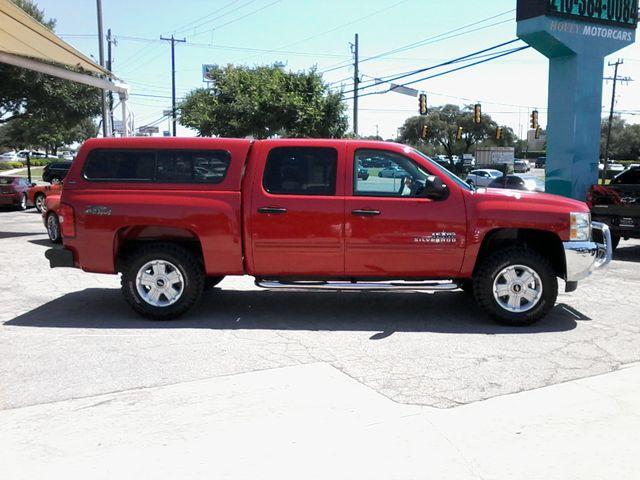 2012 Chevrolet Silverado 1500 LT 6.2L V8 San Antonio, Texas 4