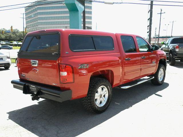 2012 Chevrolet Silverado 1500 LT 6.2L V8 San Antonio, Texas 5
