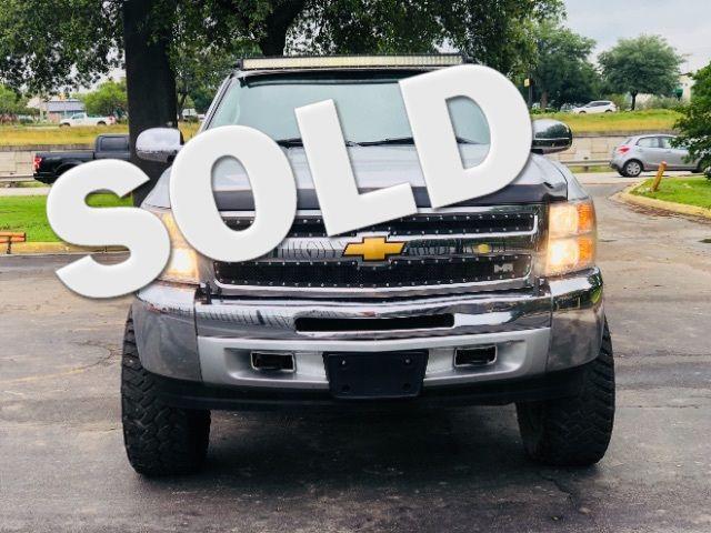 2012 Chevrolet Silverado 1500 LT in San Antonio, TX 78233