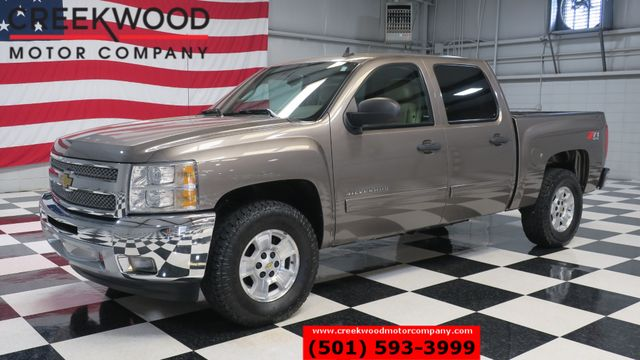2012 Chevrolet Silverado 1500 LT 4x4 Z71 Brown Crew Cab Leather Toyo Tires NICE in Searcy, AR 72143