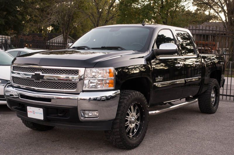 2012 Chevrolet Silverado 1500 LT   Texas  EURO 2 MOTORS  in , Texas