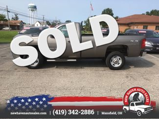2012 Chevrolet Silverado 2500HD 4X4 Work Truck in Mansfield, OH 44903