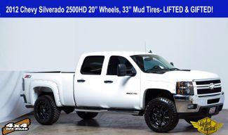 2012 Chevrolet Silverado 2500HD LT in Dallas, TX 75001