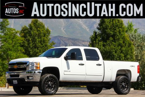 2012 Chevrolet Silverado 2500HD Z71 4x4 in , Utah
