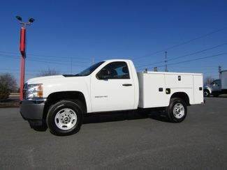 2012 Chevrolet Silverado 2500HD Regular Cab 2wd with New 8' Knapheide Utility Bed in Lancaster, PA, PA 17522