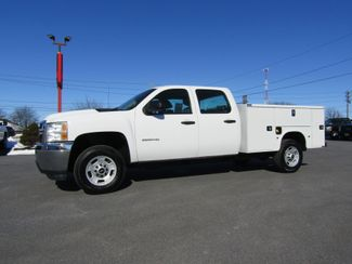 2012 Chevrolet Silverado 2500HD Crew Cab 2wd with New 8' Knapheide Utility Bed in Lancaster, PA, PA 17522
