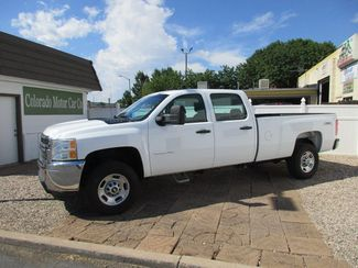 2012 Chevrolet Silverado 2500HD Work Truck in Fort Collins, CO 80524