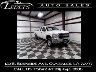 2012 Chevrolet Silverado 2500HD  - Ledet's Auto Sales Gonzales_state_zip in Gonzales