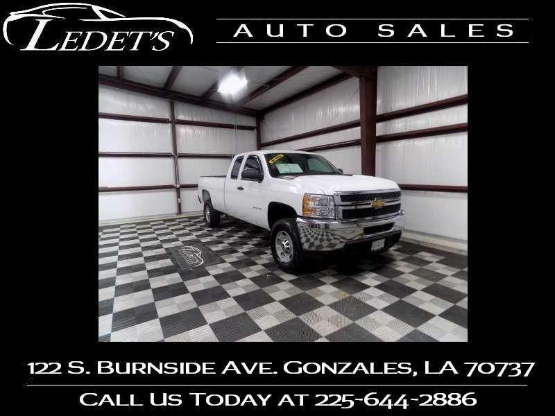 2012 Chevrolet Silverado 2500HD  - Ledet's Auto Sales Gonzales_state_zip in Gonzales Louisiana