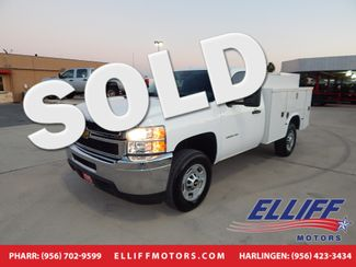 2012 Chevrolet Silverado 2500HD Utility Bed in Harlingen TX, 78550