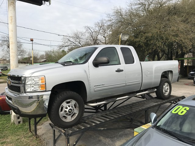 2012 Chevrolet Silverado 2500HD LT Houston, TX 0