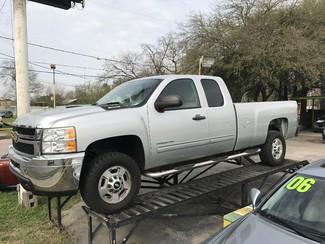 2012 Chevrolet Silverado 2500HD LT HOUSTON, TX