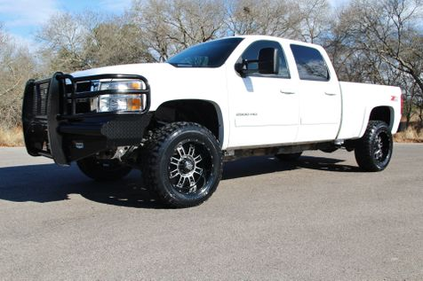 2012 Chevrolet Silverado 2500HD LTZ - 4X4 in Liberty Hill , TX