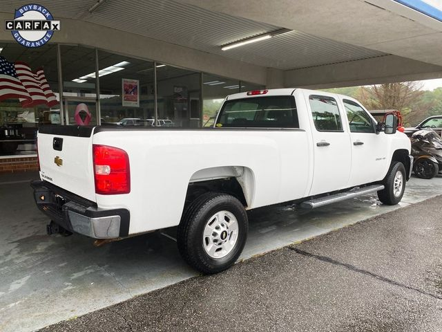 2012 Chevrolet Silverado 2500HD Work Truck Madison, NC 1
