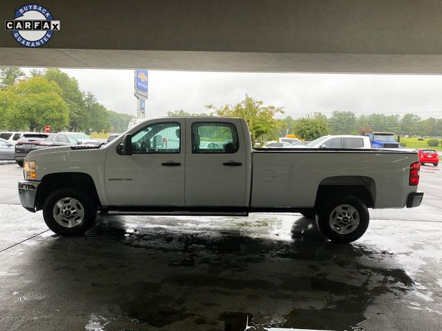2012 Chevrolet Silverado 2500HD Work Truck Madison, NC 4
