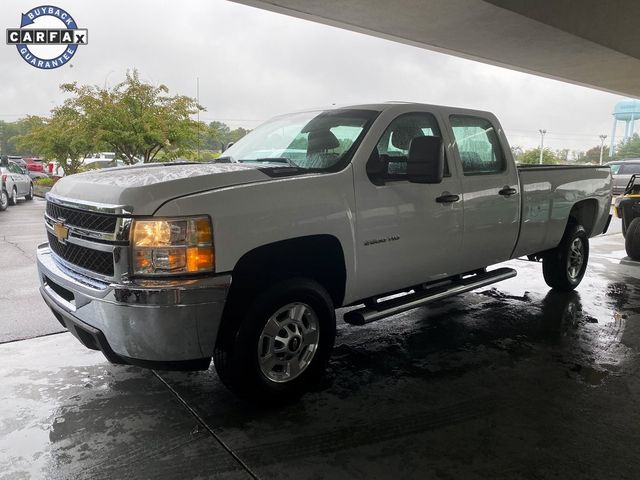 2012 Chevrolet Silverado 2500HD Work Truck Madison, NC 5