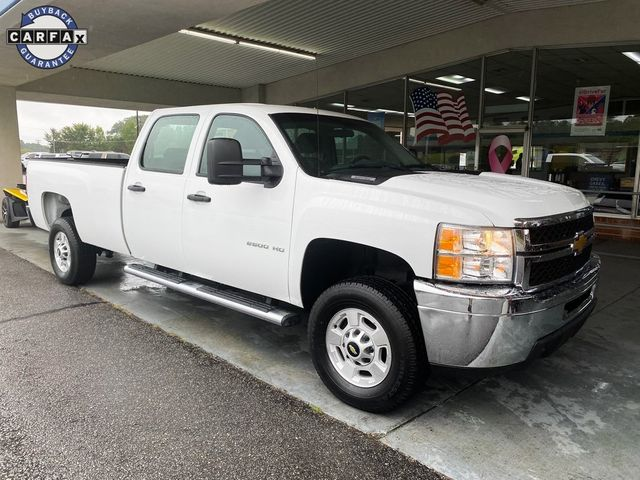 2012 Chevrolet Silverado 2500HD Work Truck Madison, NC 7