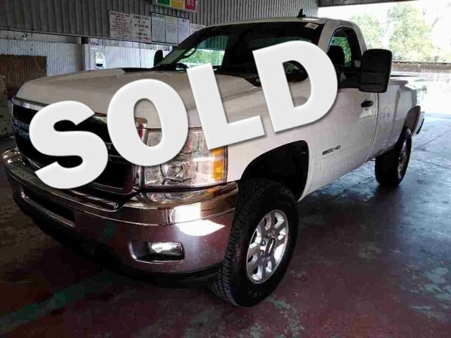 2012 Chevrolet Silverado 2500HD LT Madison, NC 0