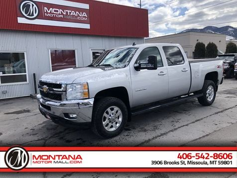 2012 Chevrolet Silverado 2500HD LTZ in