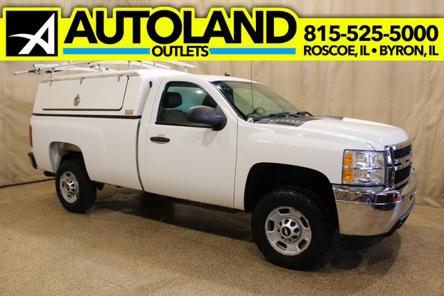 2012 Chevrolet Silverado 2500HD 4x4 Work Truck