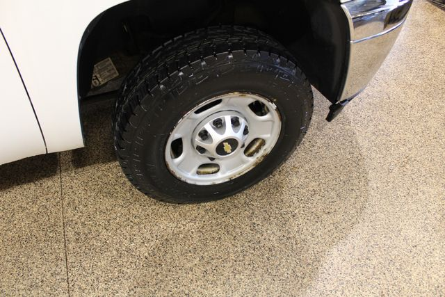 2012 Chevrolet Silverado 2500HD Work Truck in Roscoe IL, 61073