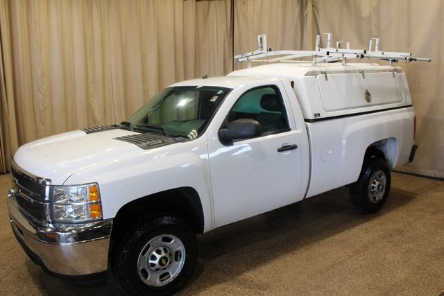 2012 Chevrolet Silverado 2500HD 4x4 Work Truck in Roscoe IL, 61073