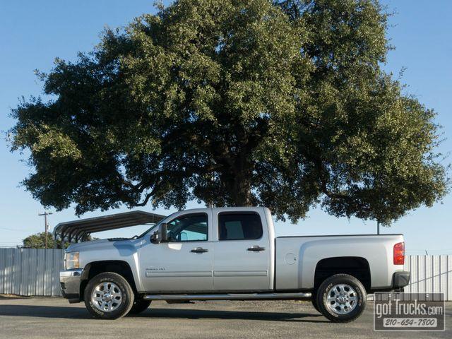 2012 Chevrolet Silverado 2500HD Crew Cab LT 6.6L Duramax Turbo Diesel 4X4 in San Antonio, Texas 78217