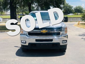 2012 Chevrolet Silverado 2500HD LT in San Antonio, TX 78233