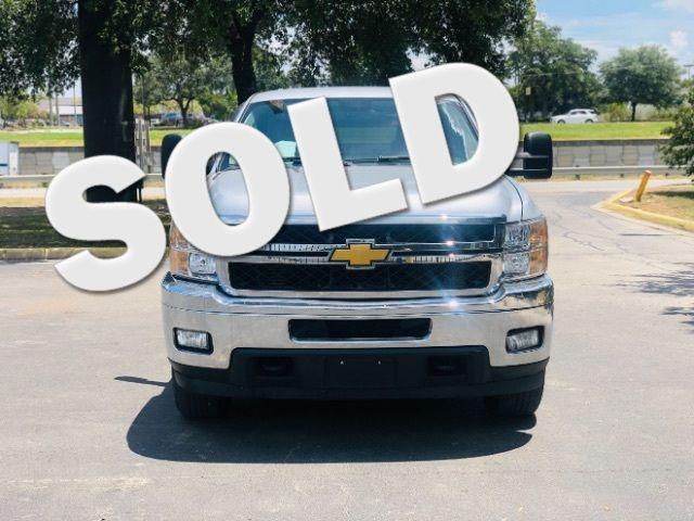 2012 Chevrolet Silverado 2500HD LT in San Antonio, TX 78233