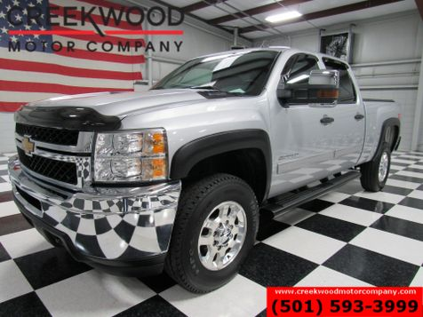 2012 Chevrolet Silverado 2500HD LT 4x4 Diesel Z71 Chrome 18s New Tires Low Miles in Searcy, AR