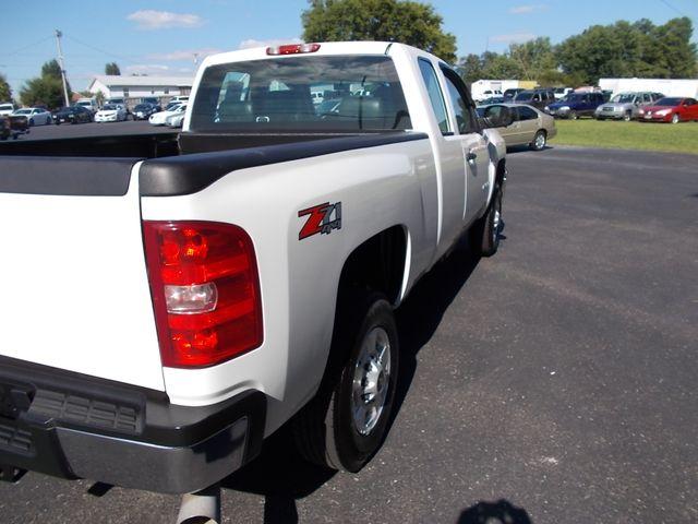 2012 Chevrolet Silverado 2500HD Work Truck Shelbyville, TN 11